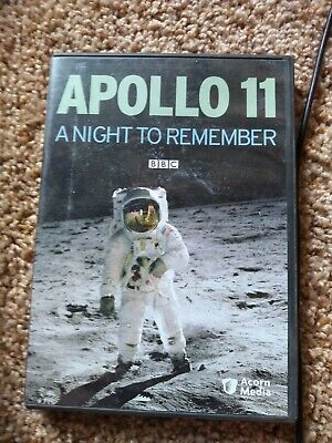 Apollo 11: A Night To Remember (DVD, 2009)