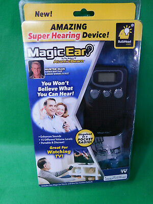 Magic  Ear Hearing Aid Device Personal  Booster Sound Hearing Amplifier Digital