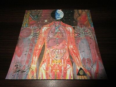 Blotter Art Sheet Collage Wesley Young New Limited to 20 Signed Numbered 6 Left