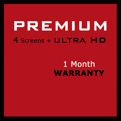 Netflix Gift 4K & UHD - Instant Delivery - 1 Month Warranty