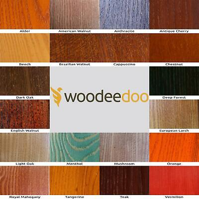 Water Based Interior Wood Stain Dye/ AUTUMN Range / Odour Solvent Free /Fast Dry