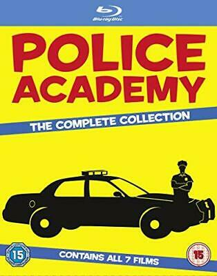 Police Academy 1-7 - The Complete Collection [Blu-ray], Very Good DVD, David Gra