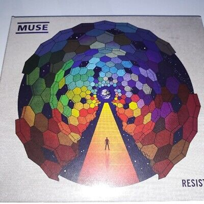 MUSE the resistance digipack