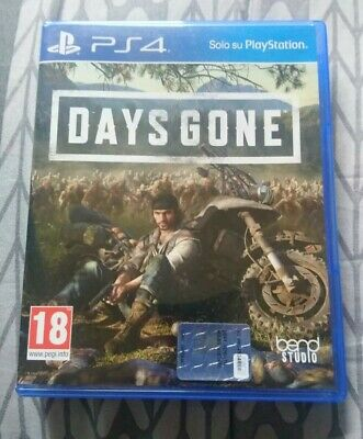 Days Gone Ps4 - Playstation 4 - Italiano