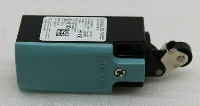 Siemens 3SE5212-0CE10 Position Switch 6A Roller Lever Metal Lever Roll New