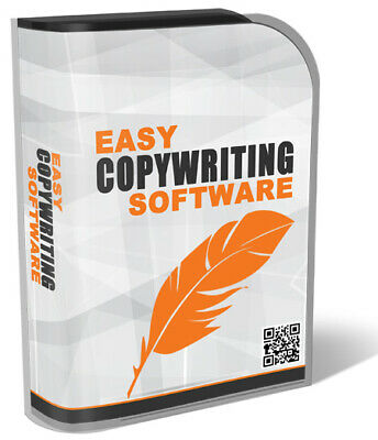 Easy Copywriter Software Master Resell Rights Free Shipping 2019