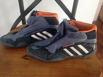 Men's Adidas Wrestling Shoes Size 7