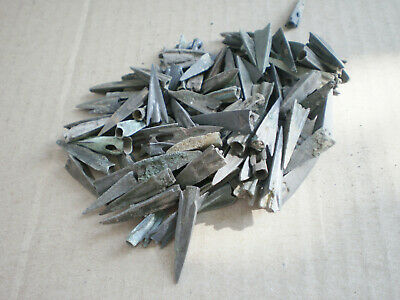 Lot of 113 pcs.RARE ANCIENT Greek Scythian Bronze ARROWHEADS 4 - 5 century BC