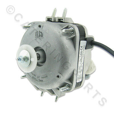 Elco Universal Multi Fit Mounting 5W 5 Watt Fridge Freezer Fan Blower Motor