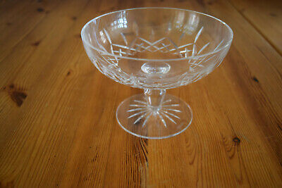 """Waterford Crystal - Lismore Pattern - 6 1/8"""" Footed Candy Dish Bowl"""