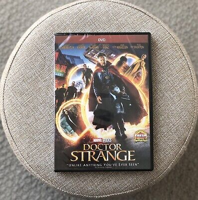 Dr. Strange (Marvel's Studio) DVD - FREE SHIPPING & RETURNS