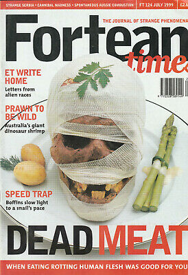 FORTEAN TIMES Magazine July 1999 - Dead Meat