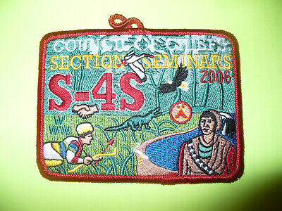 OA 2006 S4S,S4 Seminars, Totems Patch,pp,85,200,237,265,326,340,564, Florida,FL