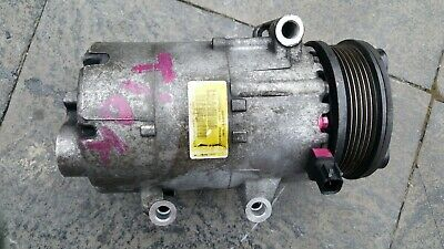 Ford Galaxy , S-Max  2.0 Tdci Ac Pump Compressor  , Fits 2006 To 2010