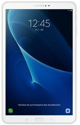 Samsung Galaxy Tab A 10.1 / LTE Tablet-PC, Android 6.0, Octa-Core,  SM-T585