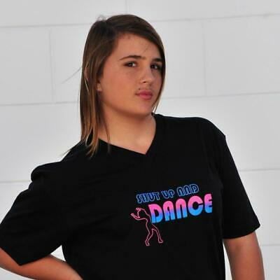 Shut up and Dance (Womens) - Loose fit
