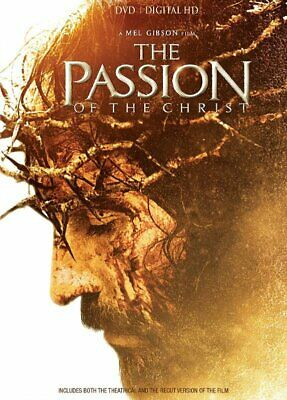 Like New - The Passion of the Christ (DVD, 2017) Free Shipping Mel Gibson
