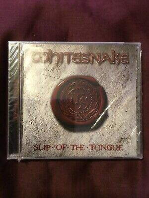 Whitesnake - Slip Of The Tongue [New CD] Anniversary Edition, Rmst Sealed 2009