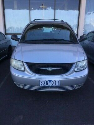 2004 CHRYSLER GRAND VOYAGER LX 7SEAT WAGON AUTO RWC/REGO (Vic)/Warranty [SXN011]
