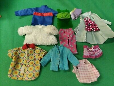 Barbie Doll Clothes Lot Few Pink Tag Some Unmarked