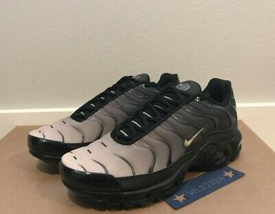 detailed look 3dffc 7fb7b Nike Air Max Plus Shoes - Black Sand Anthracite - Men s 8  852630