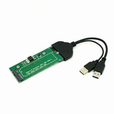 SATA Adapter USB 3.0 Cable For ASUS EP121 UX21 UX31 SANDISK ADATA XM11 SSD 2.5