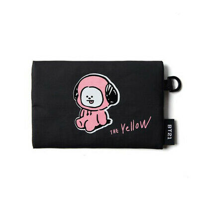 BTS BT21 New Plush Doll Cross Mini Bag Official  Authentic Goods + tracking