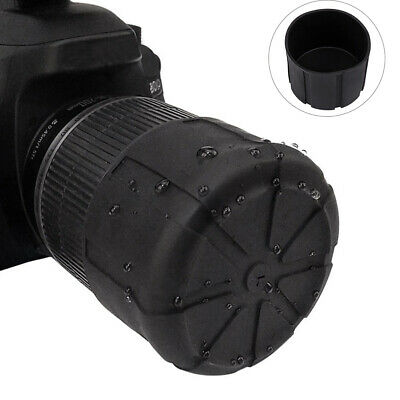 Useful Silicone Protector Lens Cover Case SLR Camera Waterproof Dustproof