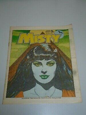 Misty 10Th March 1979 British Weekly Comic