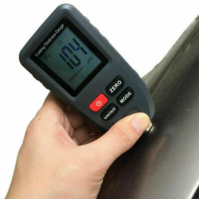 TC100 Digital Coating Thickness Gauge 0~1300um Paint Meter Tester Measurement