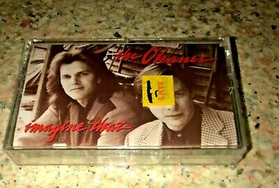 THE O'KANES ~ IMAGINE THAT ~ Album Audio Cassette ~ NEW FACTORY SEALED