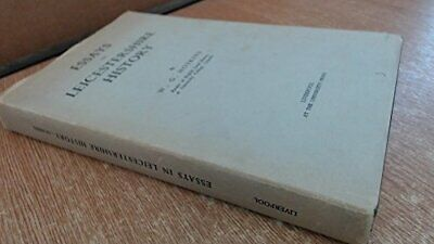 Essays in Leicestershire history - W G Hoskins - Hardback - Good Condition