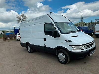 Iveco Daily 35 s12 MWB HIGH ROOF 2006/06reg 98000MILES 1OWNER