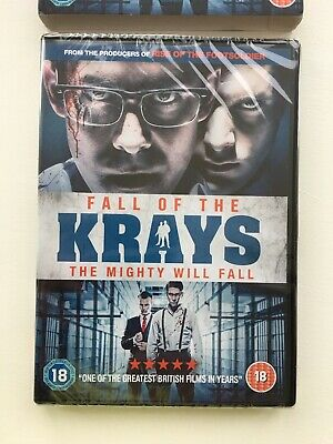 The Fall Of The Krays (DVD, 2015)