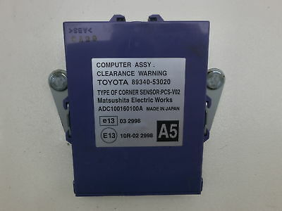 Control Unit ECU Module Sg Aid Warnmodul for Is II 220 D