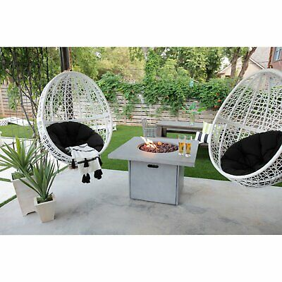 Terrific Premium Outdoor Hanging Chair Swing Chair Patio Egg Chair Caraccident5 Cool Chair Designs And Ideas Caraccident5Info