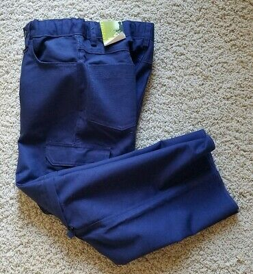 Boy Scouts of America Official Uniform Switchback 2 Pants Youth Size 8 Blue NWT
