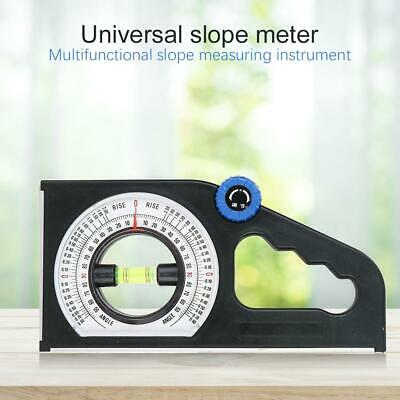 0-180° Precision Angle Measuring Finder Bevel Protractor Ruler Tool Magnetic