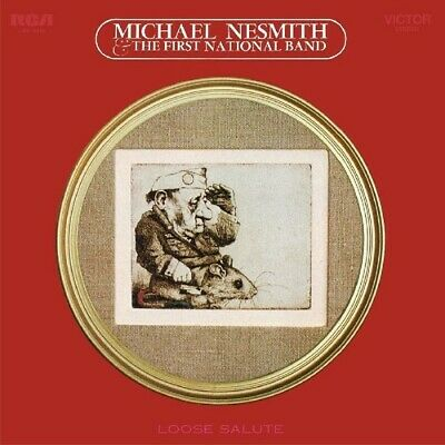 Nesmith,Michael / First National Band - Loose Salute [New Vinyl] Holland - Impor