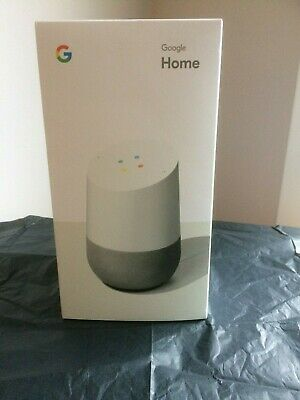 Google Home Smart Speaker - White