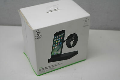 Belkin Valet Charge Dock for Apple Watch Series 2 3 4 & iPhone X 8 7 6 6S Plus