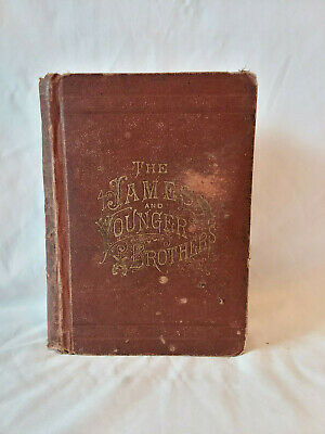 Dacus ILLUSTRATED LIVES & ADVENTURES FRANK & JESSE JAMES & YOUNGER BROTHERS 1881