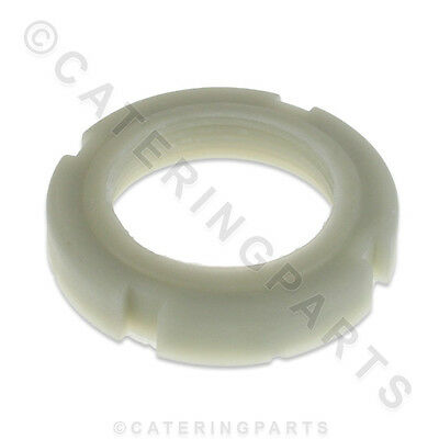 "Silanos 900035 1/2"" Inch Plastic Lock Ring Nut Hub For Dishwasher Lower Support"