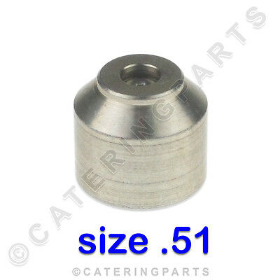 Cpuk In28 Size .51 Natural Gas Pilot Jet Injector Nozzle Sit Pilots 0.977.119