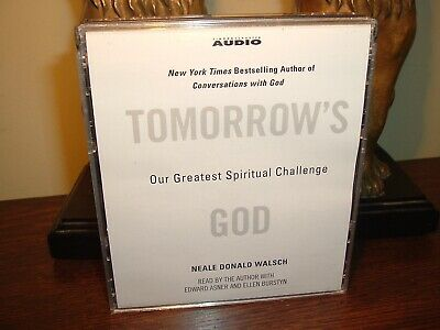 Tomorrow's God by Neale Donald Walsch - Audiobook on  5 CDs - MINT COND!