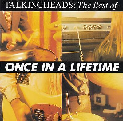 Talking Heads - Once in a Lifetime (The Best of Talking Heads) CD