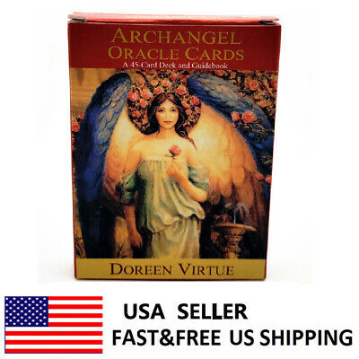 Archangel Oracle Cards 45 Cards Game Cards NEW USA FAST FREE SHIPPING