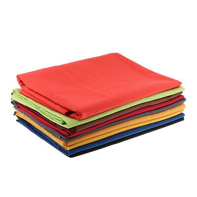 Dry Wax Cotton Fabric Canvas Waterproof Waxed Cloth for Shoes Bag Material