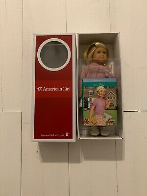 American Girl 6in Kit Mini Doll in box  Collectible Retired from 2010