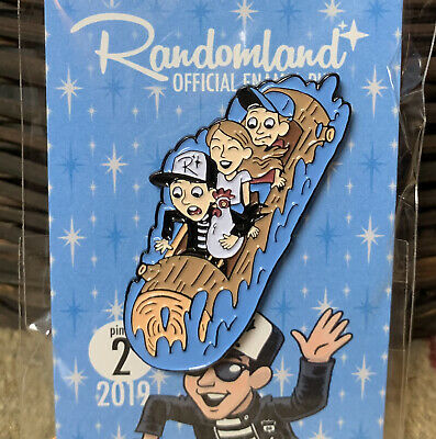 Ranomland LOG Pin #2!